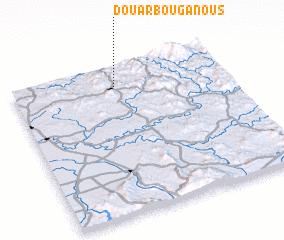 3d view of Douar Bou Ganous