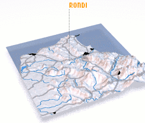 3d view of Rondi