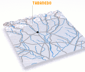 3d view of Tabanedo