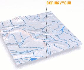 3d view of Beni Hayyoum