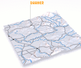 3d view of Dwaher