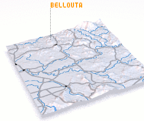 3d view of Bellouta