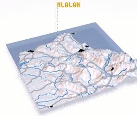 3d view of Mlalah
