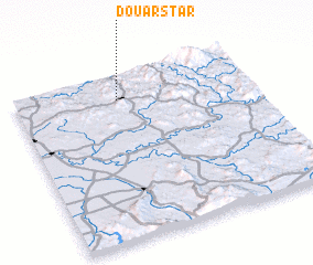 3d view of Douar Star