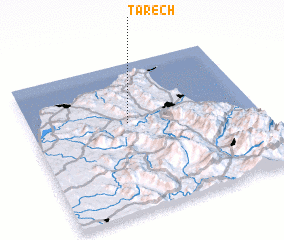3d view of Tarech