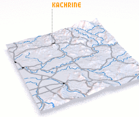 3d view of Kachrine