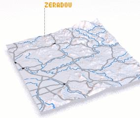 3d view of Zeradou
