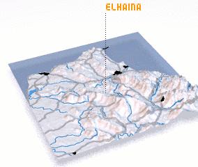 3d view of El Haina