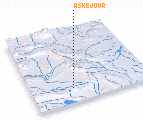 3d view of Askejour