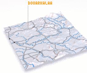 3d view of Douar Kalaa
