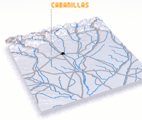 3d view of Cabanillas