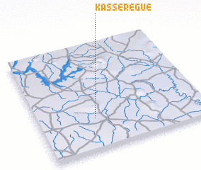 3d view of Kassérégué