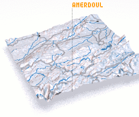 3d view of Amerdoul