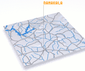 3d view of Namakala