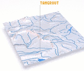 3d view of Tamgrout