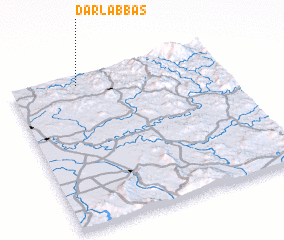 3d view of Dar Labbas