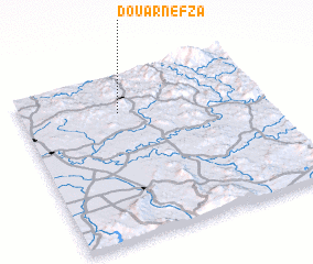 3d view of Douar Nefza
