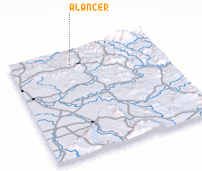 3d view of Al Ancer