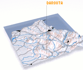3d view of Darouta
