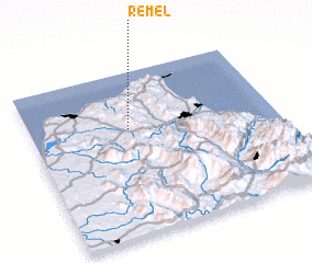 3d view of Remel