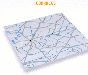 3d view of Corrales