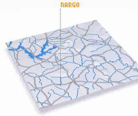 3d view of Nargo