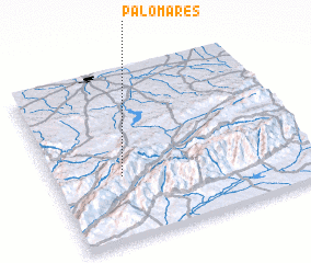 3d view of Palomares