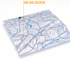 3d view of Valdelacasa