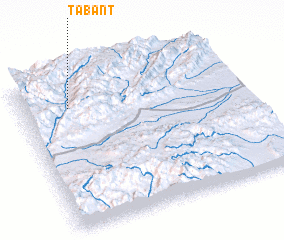 3d view of Tabant