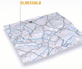 3d view of El Messala