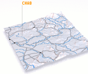 3d view of Ch'ab