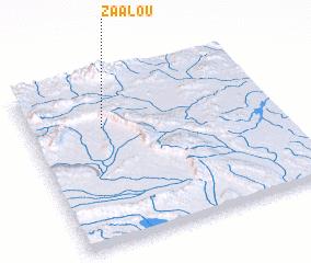 3d view of Zaalou