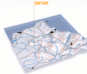 3d view of Safsaf
