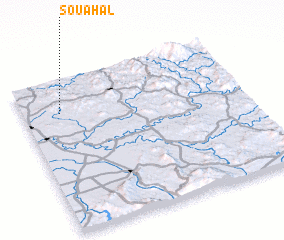 3d view of Souahal