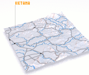 3d view of Ketama
