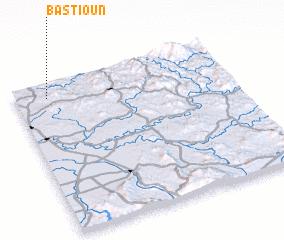 3d view of Bastioun