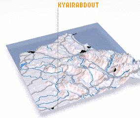 3d view of Kyaïra Bdout
