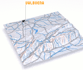 3d view of Valbuena