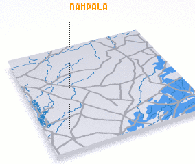3d view of Nampala