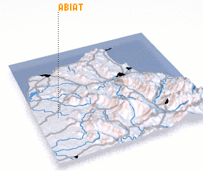 3d view of Abiat