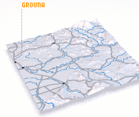 3d view of Grouna
