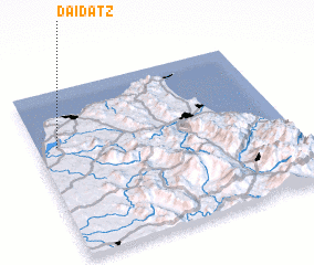 3d view of Daidatz