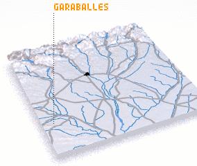 3d view of Garaballes