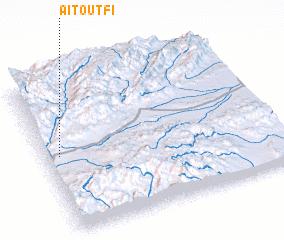 3d view of Aït Outfi