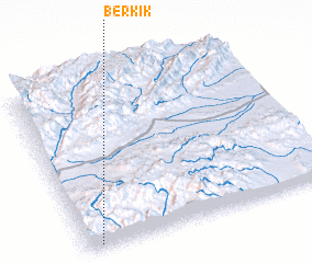 3d view of Berkik