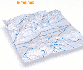 3d view of Imzoudar