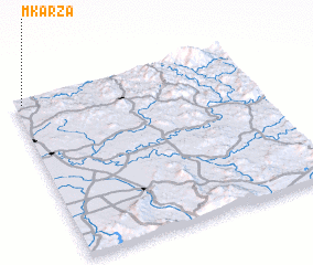 3d view of Mkarza