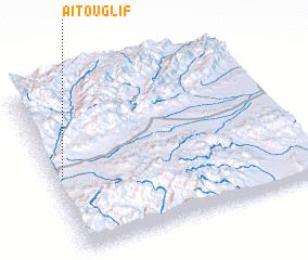 3d view of Aït Ouglif