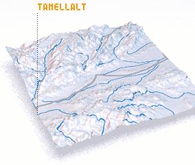 3d view of Tamellalt
