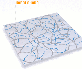 3d view of Kabolokoro